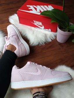 * 10 WMNS | 8.5 MENS NIKE Sneakers force pink BABY ROSE AQ22