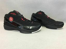 Converse 106621 Mens Breakout Mid Basketball Shoes Black/Red
