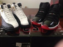 2008 Air Jordan Collezione Countdown Pack Complete Set Size