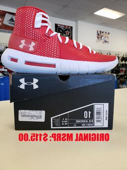 2018 Under Armour HOVR Havoc Basketball - Red -