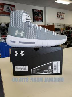 2018 Under Armour HOVR Havoc Basketball - Steel  -