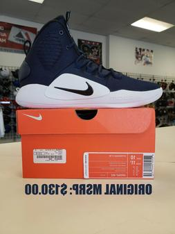 2018 Nike HYPERDUNK X TB Basketball - Midnight Navy - AR0467