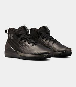 2019 Under Armour Mens UA Lockdown 3 Basketball Black Curry