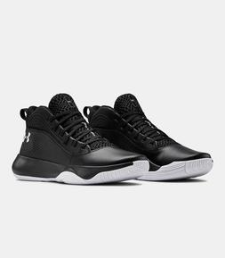 2020 Under Armour Mens UA Lockdown 4 Basketball Black Curry