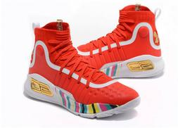 2020 NEW Men's Under Armour Curry 4 TRAINING Basketball Shoe