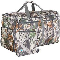 "bago 27"" Duffle Bag for Men & Women  80L Packable Travel Duf"