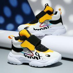 28-39 Kids Boys Basketball Sport Shoes Fashion Outdoor Sneak