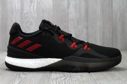 33 Adidas Crazy Light Boost 2 Low 2018 Black/Red Basketball