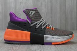 33 Adidas D Lillard Dame 3 All-Star Basketball Shoes Mens Si