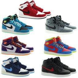 Nike 705300 Kids Youth Boys Girls Air 1 Retro High Top Baske