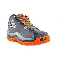 Fila 96 Basketball Shoe - Gray - Mens - 11