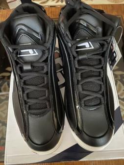 Fila 96 Grant Hill Black White 1BM00570-014 Basketball Shoes