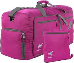 Bago 23'' Duffle Bag for Men & Women - 60L Packable Trav