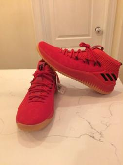 Adidas Dame 4 Lace Up Mid Rise Basketball Sneakers men's Sho