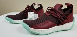 Adidas Performance Harden LS 2 Lace CG6277 Red Maroon Basket