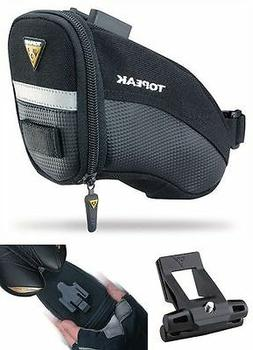 Topeak Aero Wedge Seat Bag with Fixer, Small