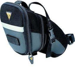 Topeak Aero Wedge Seat Bag with Strap, Medium