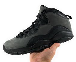 Air Jordan 10 Retro 'Shadow' 2018 Men's Basketball Shoes Siz