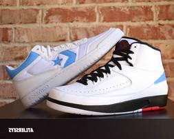 Air Jordan 2 Retro X Converse Pack The 2 That Started It All
