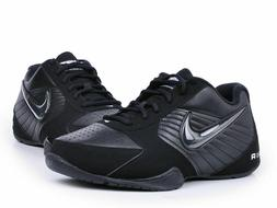 Nike Air Baseline Low Basketball Athletic Shoes Black White