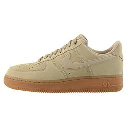 NIKE Air Force 1 '07 LV8 Suede Men's Basketball Shoes Mushro