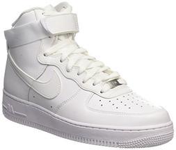 Nike Mens Air Force 1 High '07 WHITE/WHITE 315121-115 7.5