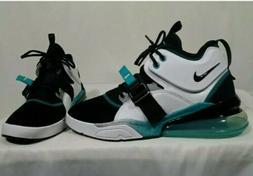 Nike Air Force 270 AH6772-008 Black/White/Wolf Grey/Blue Eme