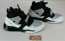 Nike Air Force 270 Utility Mens Basketball Shoes Black Sail