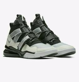 Nike Air Force 270 Utility Mens Basketball Shoes Black Sail
