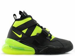 Nike Air Force 270 Utility Mens Black Volt Basketball Traini
