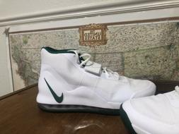 Nike Air Force Max '19 TB PROMO Basketball Shoes White/Green