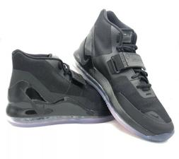Nike Air Force Max Black Anthracite Basketball Men's Shoes A