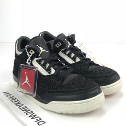 "Nike Air Jordan 3 Retro ""VOGUE"" Women's 7 Black White Anna"