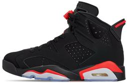 Air Jordan 6 Black Infrared Retro VI OG 384664 060