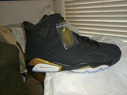 Nike Air Jordan 6 Retro Basketball Shoes for Men, Size US 11