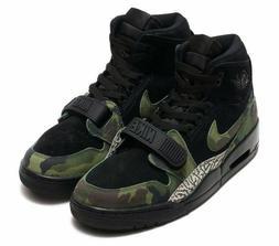 Nike Air Jordan Legacy 312 Mens Basketball Shoes Black Camo
