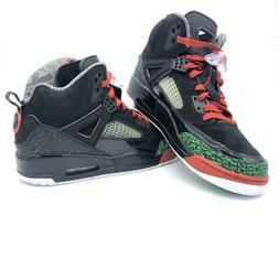 Nike Air Jordan Spizike Basketball Shoes Black Red Green 315