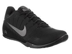Nike Men's Air Mavin Low 2 NBK Black/Mtlc Dark Grey Basketba