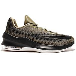 NIKE Men's Air Max Infuriate Low Basketball Shoe  US, Troope