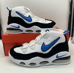 Nike Air Max Uptempo 95 Basketball Mens Shoes White Blue CK0