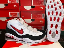 Nike Air Max Uptempo '95 White Red Black CK0892-101 Basketba