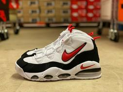 Nike Air Max Uptempo '95 Mens Basketball Shoes Red/White CK0