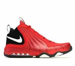 Nike Air Max Wavy Mens Basketball Shoes University Red Black