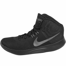 Nike AIR PRECISION NBK Mens Black/Metallic Dark Grey 898452-