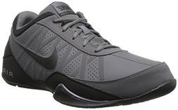 Nike Mens Air Ring Leader Basketball Shoe  Dark Grey/Black 1