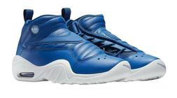 Nike Air Shake Ndestrukt Mens Basketball Shoes Blue Jay Summ