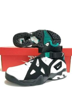 Nike Air Unlimited David Robinson Black White Emerald 889013