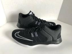 air versitile ii 2 black white athletic