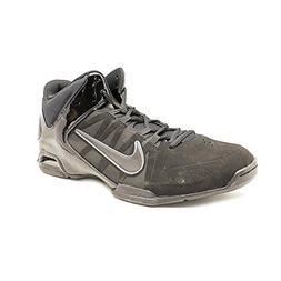 Nike Mens Air Visi Pro IV Nbk Black/Black/Anthracite Basketb