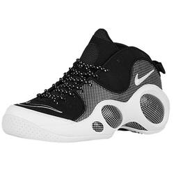 Nike Men's Air Zoom Flight 95 SE, BLACK/WHITE-METALLIC SILVE